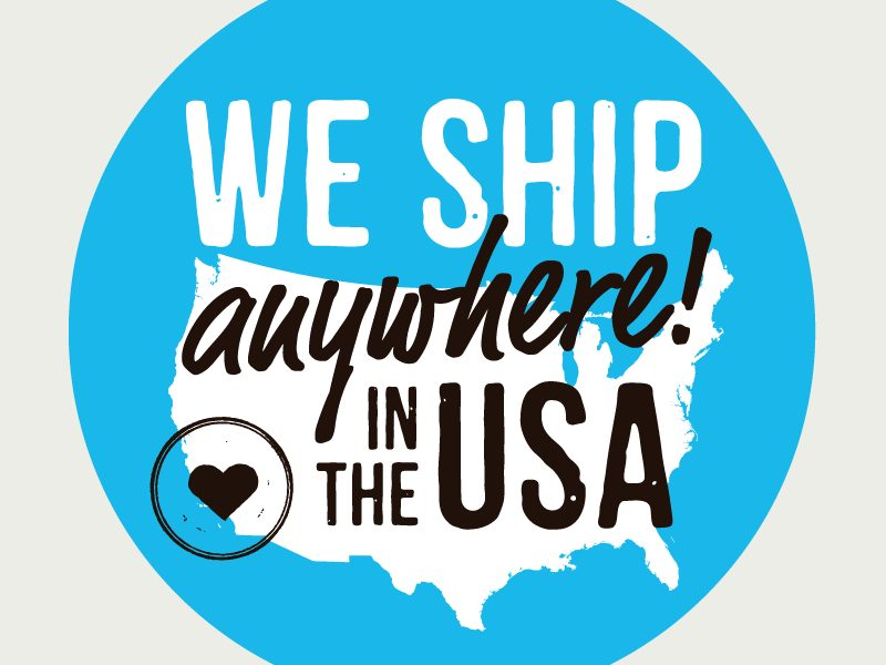 We Ship Anywhere
